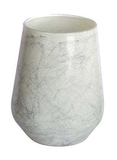 Rakle Marble Şarap & Meşrubat Bardağı Beyaz